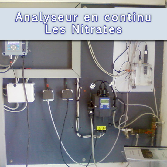 Analyseur de nitrate